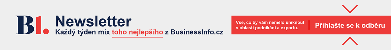 Newsletter BusinessInfo.cz