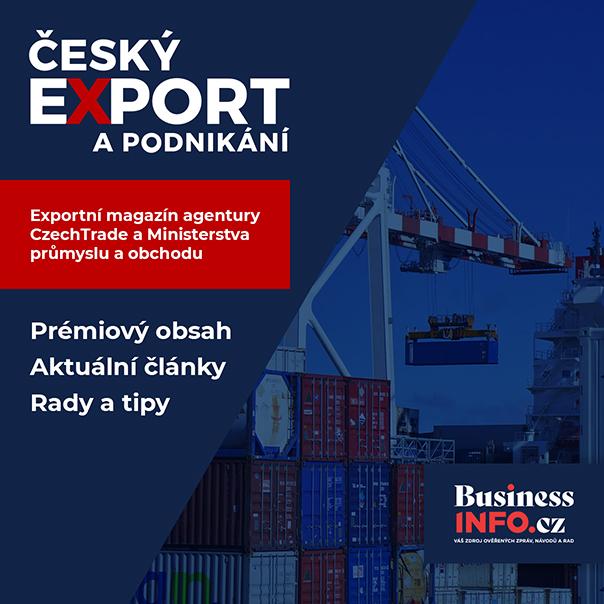 Český export a podnikání